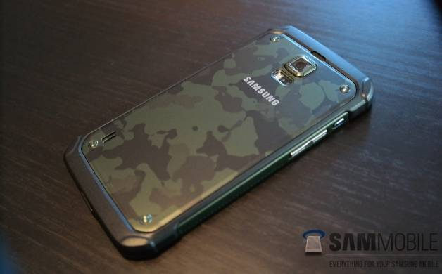 S5Active03 Samsung Galaxy S6 Active