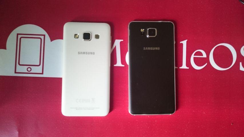 Samsung Galaxy Alpha VS Samsung Galaxy A3 DSC_0030
