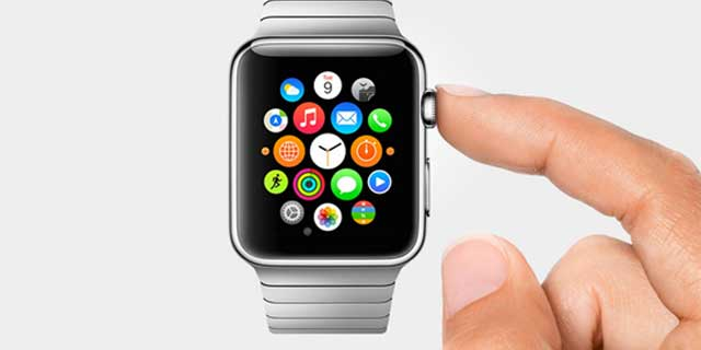ricaricare Apple Watch