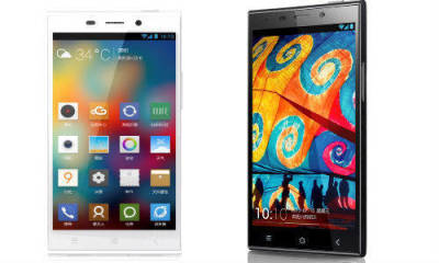 Specifiche tecniche Gionee Elife E8