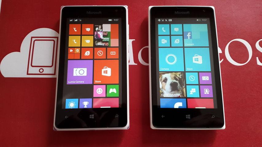 Lumia 532 Vs Lumia 435 Sfida In Famiglia Mobileosit