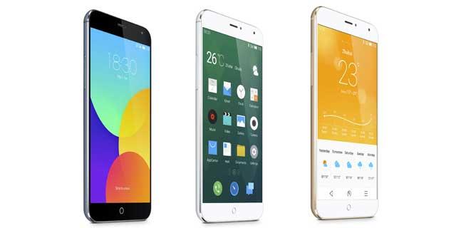 Vendite smartphone Meizu