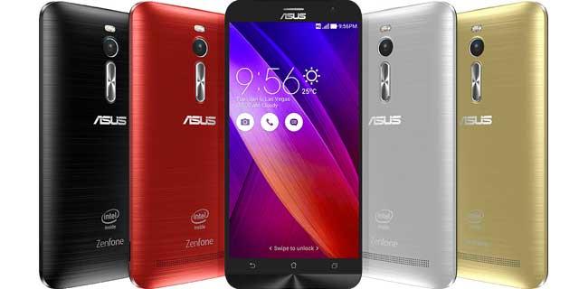 Vendite smartphone Asus
