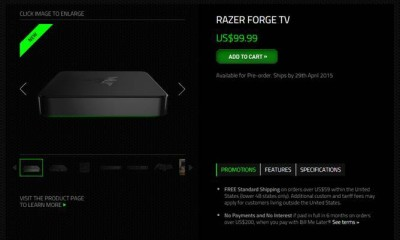 1 forge tv