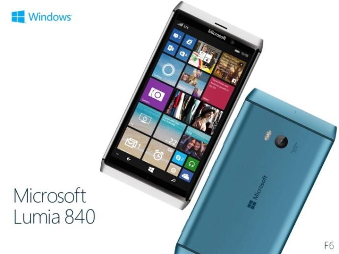 Microsoft Lumia 840
