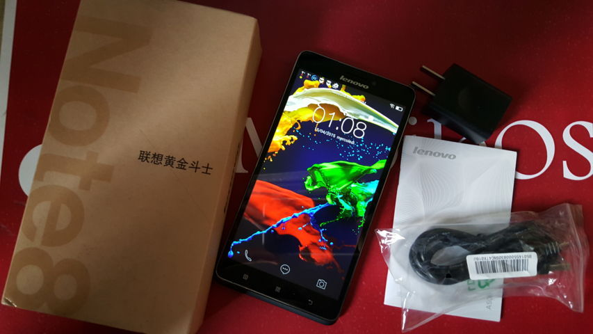 Video Unboxing Lenovo Note 8 (Golden Warrior A936) 20150414_190859