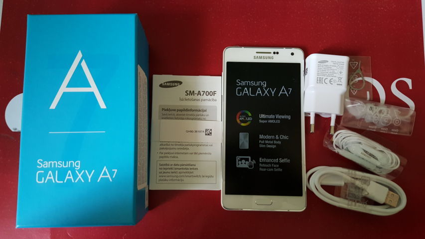 Video Unboxing Samsung Galaxy A7 20150417_132737