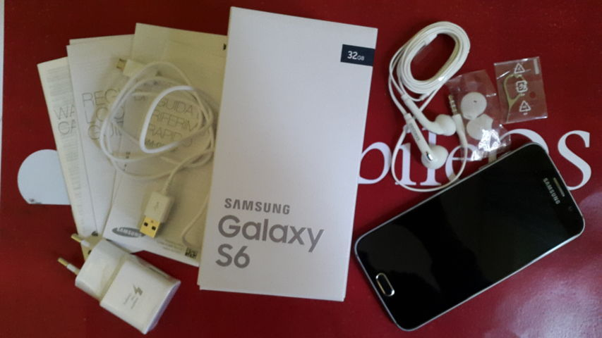 Video Unboxing Samsung Galaxy S6 20150411_105953