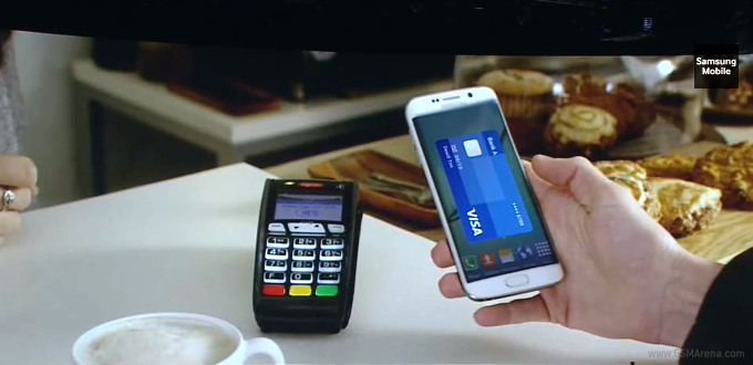 samsung pay android pay