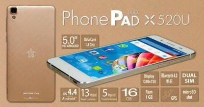 PhonePad Duo X520U