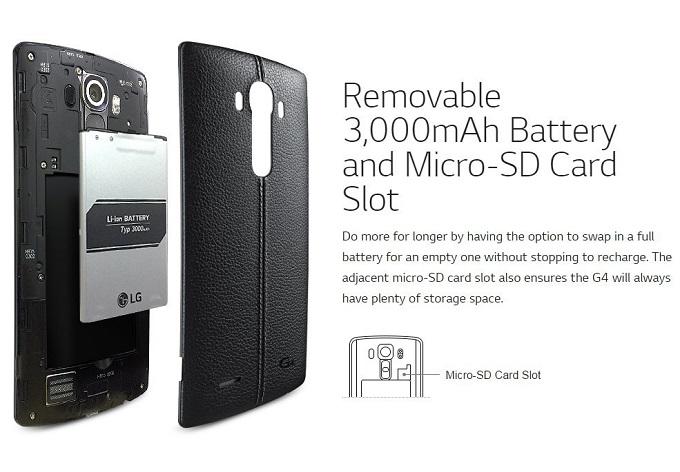 riparare LG G4