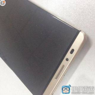 Alleged-images-of-the-bezel-less-Huawei-Mate-8 Huawei Mate 8 - Copia