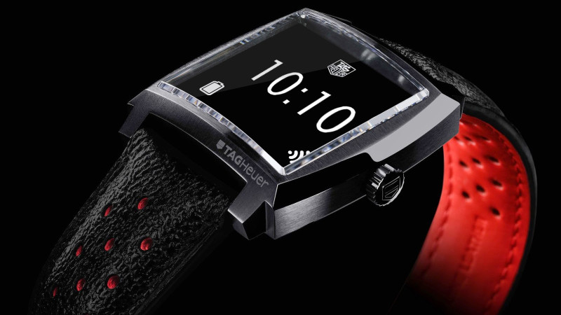 TagHeuer smartwatch