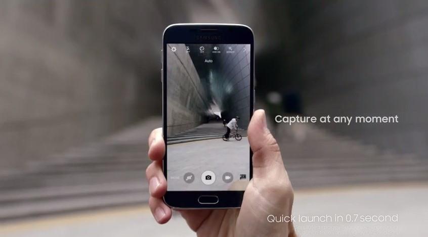 Trucchi Galaxy S6 - Avvio Veloce Quick-Launch