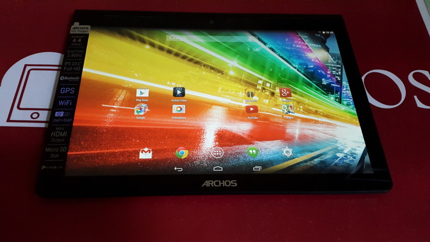 Video Recensione Archos 101 Oxygen Tablet Android da 10 Pollici 2015-05-09 10.48.32-2