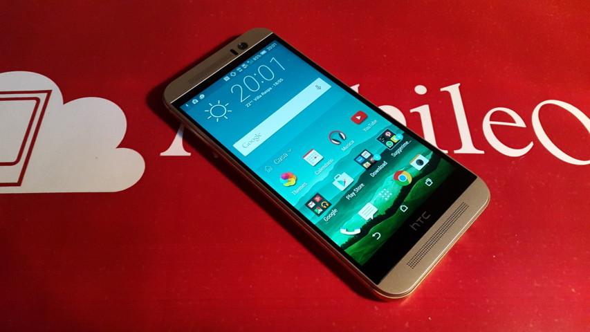Video Recensione HTC One M9 20150518_200152