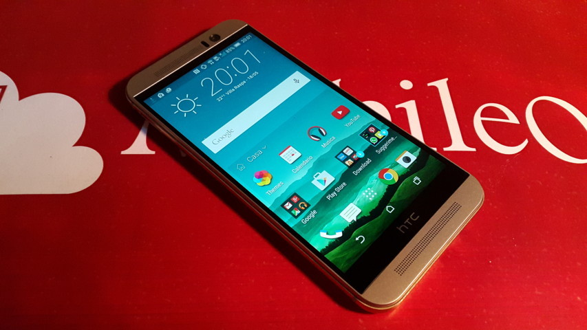 Video Recensione HTC One M9 20150518_200155
