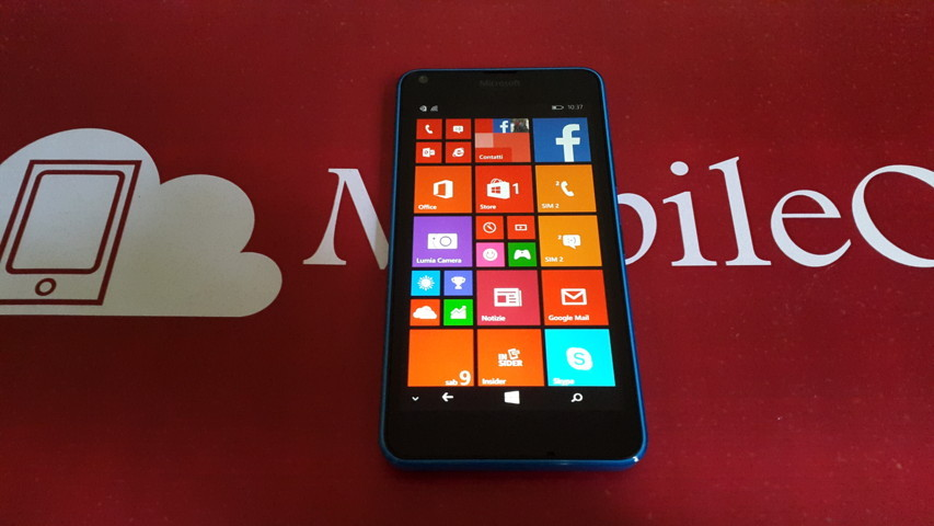 Video Recensione Lumia 640 2015-05-09 10.37.14