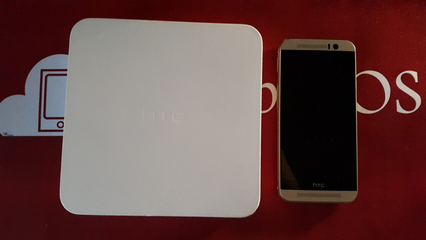 Video Unboxing HTC One M9 2015-05-15 19.23.28