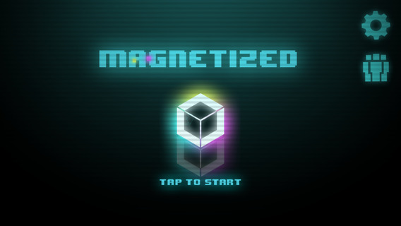 magnetized
