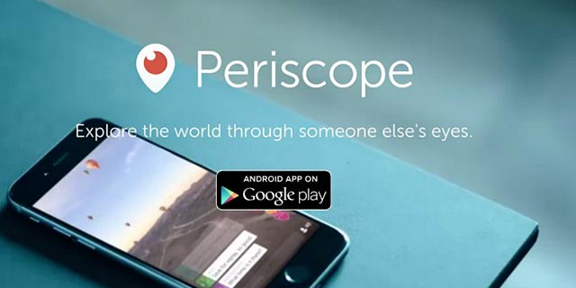 Periscope per Android