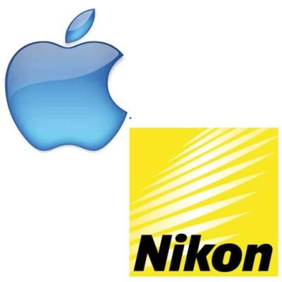 Apple e Nikon