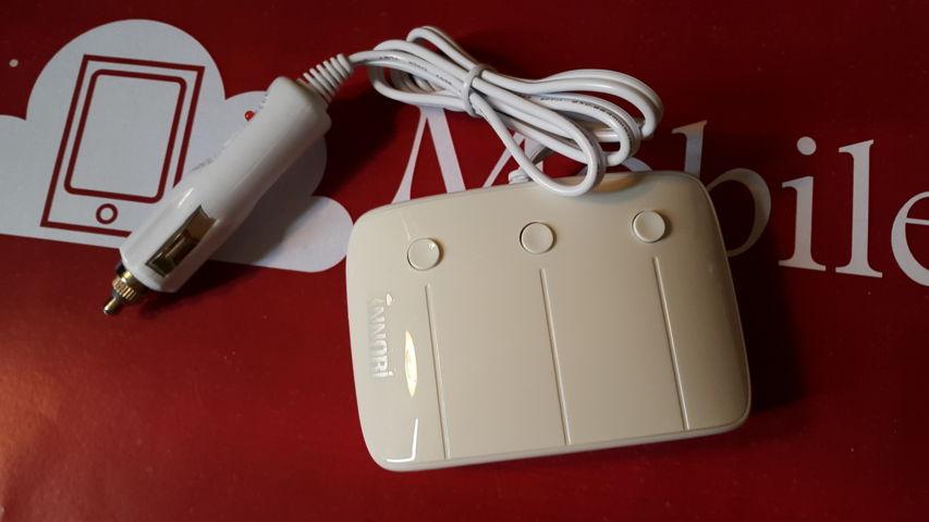 Estensore Presa Accendisigari per Auto INNORI con 2 Porte USB - PROVA 20150613_145718