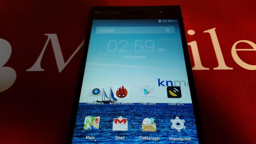 Recensione KN Mobile H55 20150522_155930