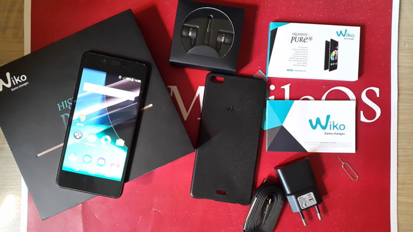 Unboxing Wiko Pure 4G 20150613_145653
