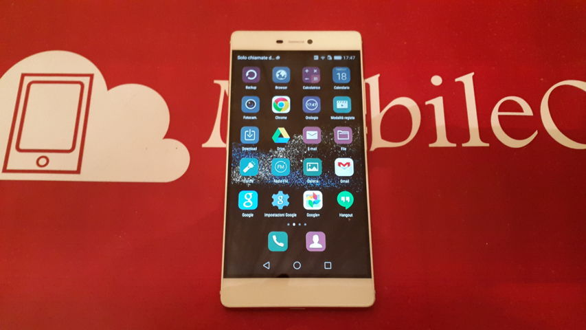 Video Recensione Huawei P8 20150618_194744