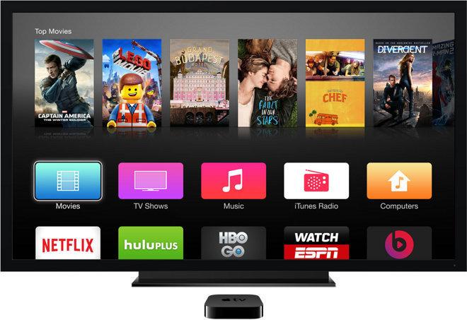 apple Streaming in 4K Apple