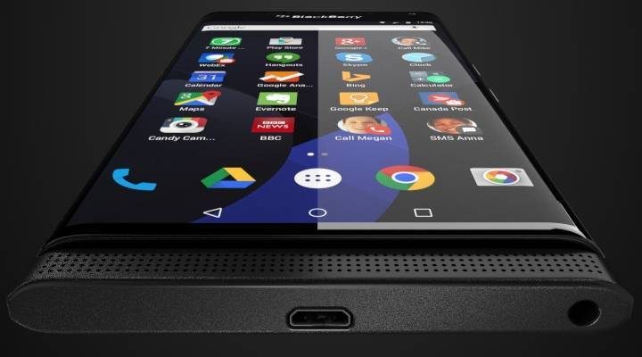 Alleged-BlackBerry-Venice-render smartphone BlackBerry Android