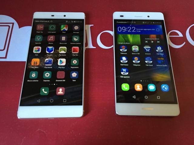 Huawei P8 VS Huawei P8 Lite 2015-06-12 09.22.47