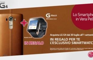 Promozione LG G4