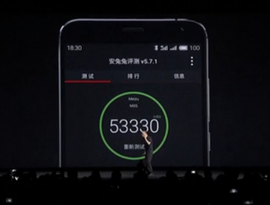 Potenza Meizu MX5