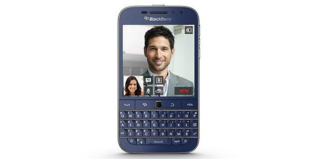 Smartphone BlackBerry Classic