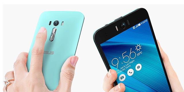 Asus Zenfone Selfie HTC Desire 728