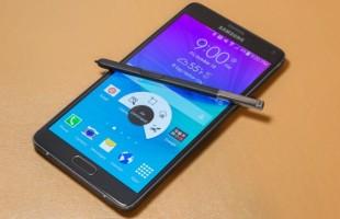 Aggiornamento Samsung Galaxy Note 4: arriva Android Lollipop 5.1.1