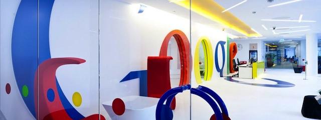 Lavorare per Google