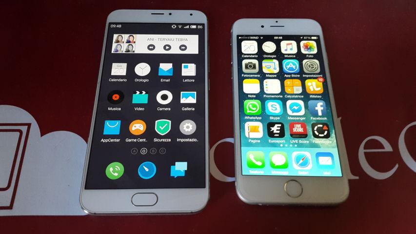 Video Confronto MEIZU MX5 VS iPhone 6 2015-08-20 09.48.21
