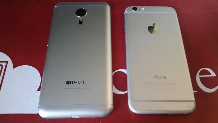 Video Confronto MEIZU MX5 VS iPhone 6 2015-08-20 09.49.05