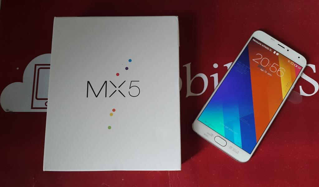 Video Unboxing MEIZU MX5