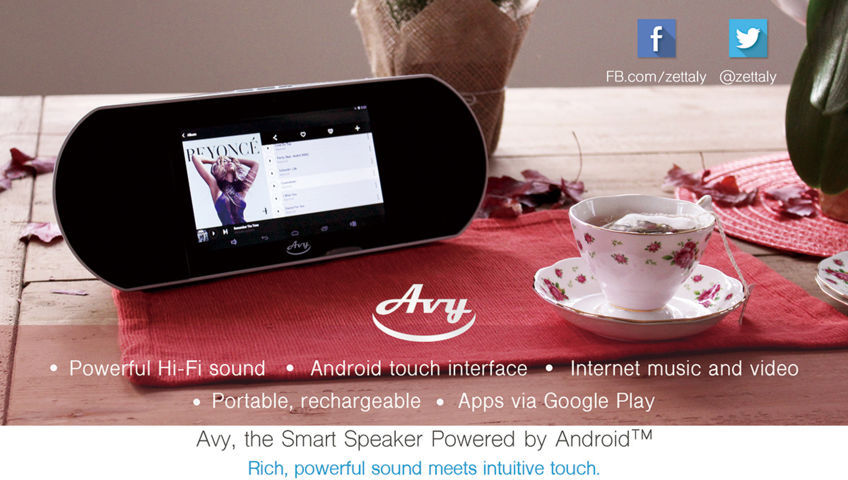 smart Speaker Bluetooth con display 7