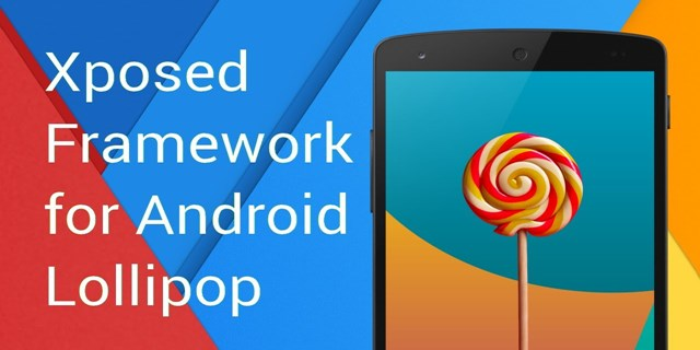 Xposed Framework per Android Lollipop