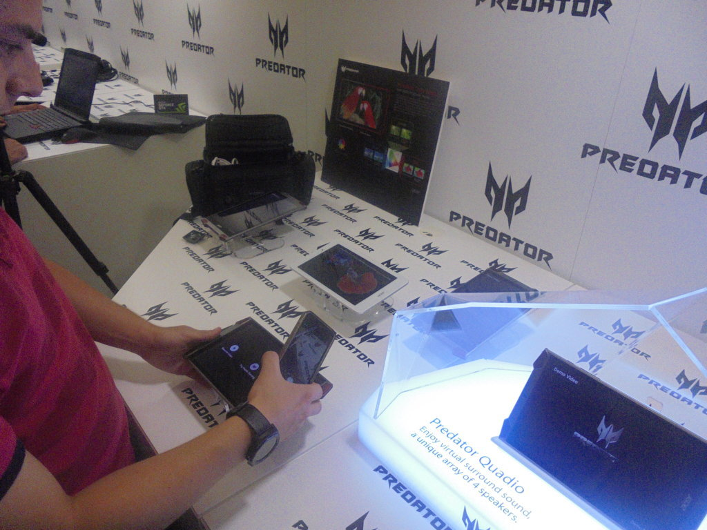 Acer Predator 8 IFA 2015 DSC00066