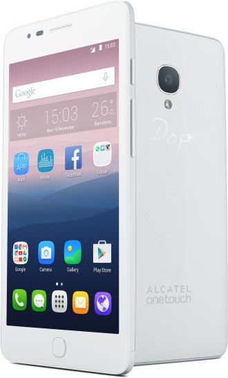 Alcatel OneTouch smartphone