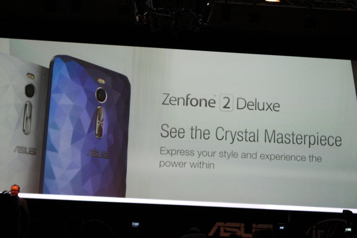 Asus ZenFone 2 Deluxe IFA 2015 SAM_0236