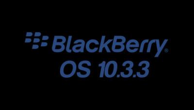 BlackBerry 10.3.3