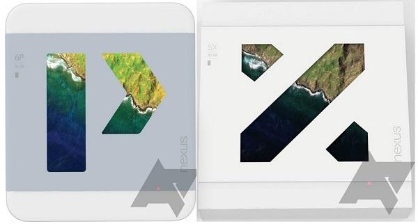 Confezioni di vendita Nexus 5P 6S