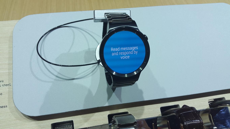 Huawei Watch IFA 2015 20150902_170027